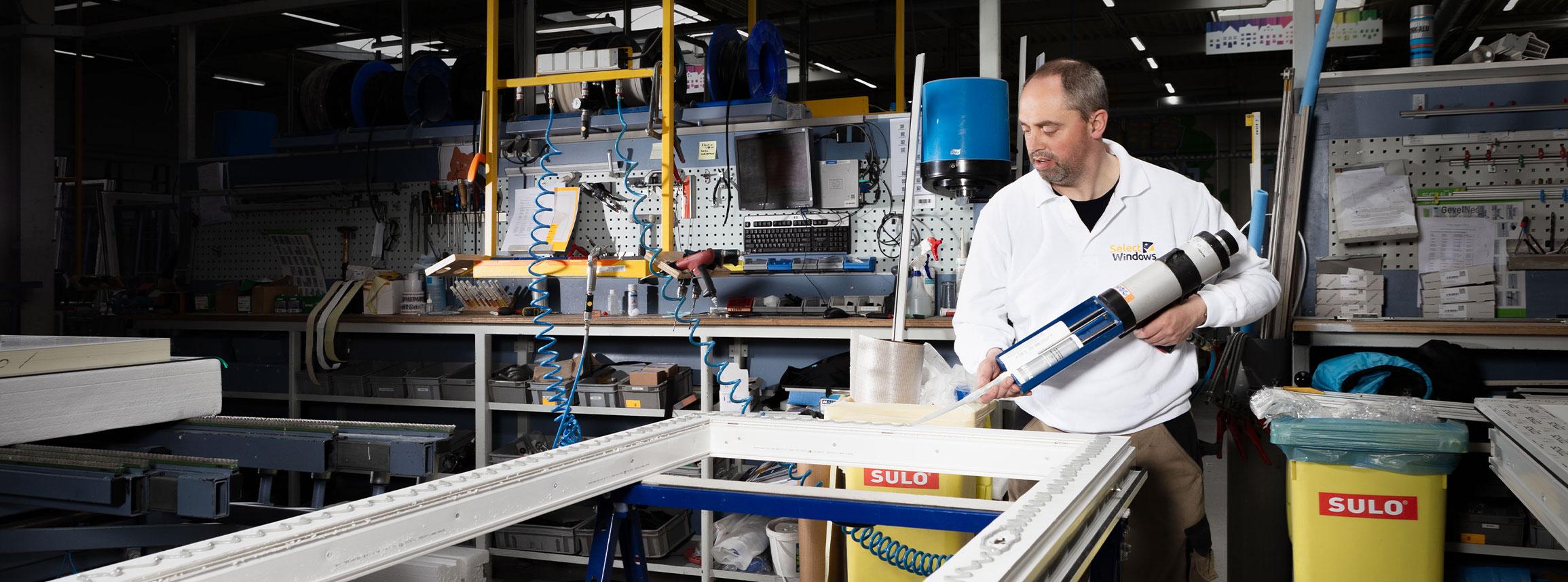 gevelNed - kunststof kozijnen fabriek - maatwerk kwaliteitskozijnen