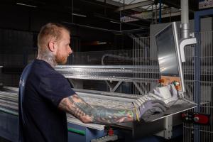 GevelNed Kunststof kozijnen -voorbewerking - vacature machinebediende